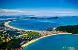 澳角湾:头枕东海,脚踏南海